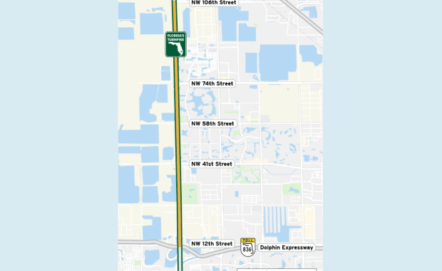Florida Turnpike Widening