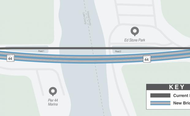 SR 44 Over St. Johns River